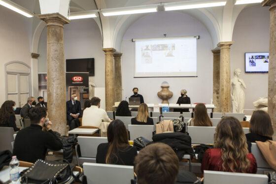 GD Dorigo/Door 2000: premiazione contest Accademia Bella Arti Verona