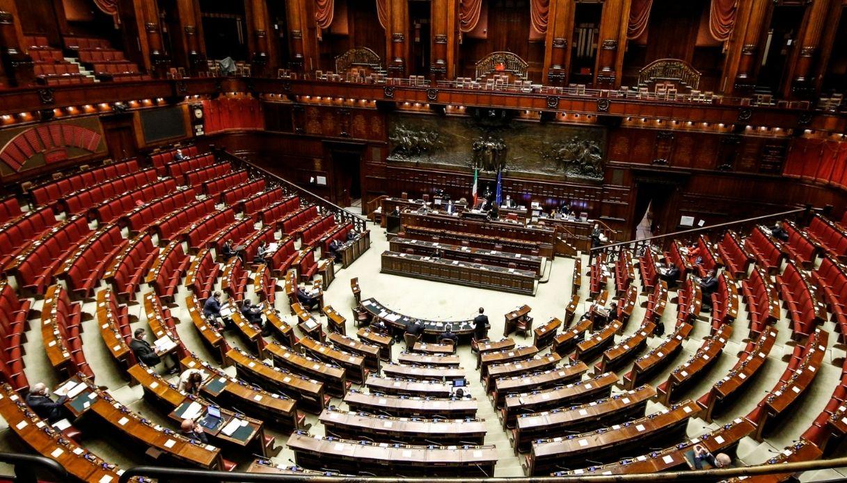 Semplificazione e attualizzazione Superbonus 110%: aula parlamento