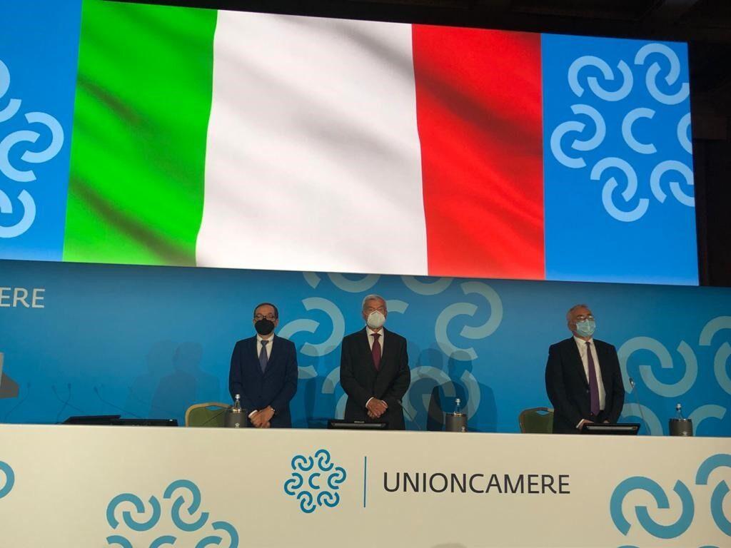 Assemblea Uniocamere nomina all'unanimità Andrea Prete alla presidenza